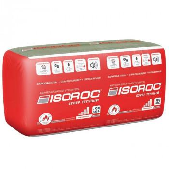 Теплоизоляция Isoroc Супер Теплый 1000х610х50 мм