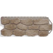 Панель бутовый камень (нормандский). 1,13 х 0,47м 1/10 Альта П