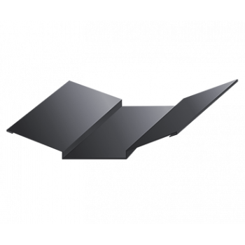 Ендова верхняя серый графит (RAL 7024)