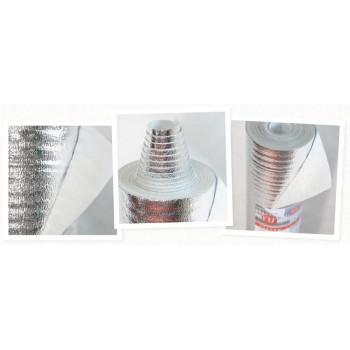 Пленка Мегаспан ПЛ, отражающая металлизированная