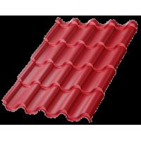 Металлочерепица Монтерроса 0.5 мм