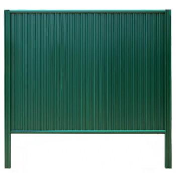 Модульные ограждения Grand Line Премиум зеленые (RAL 6005)