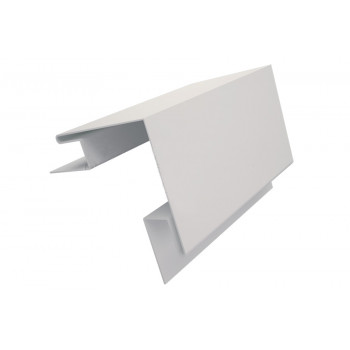 Угол наружный сложный белый (RAL 9003)