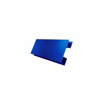 H-профиль синий (RAL 5005)