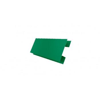 H-профиль зеленый (RAL 6002)