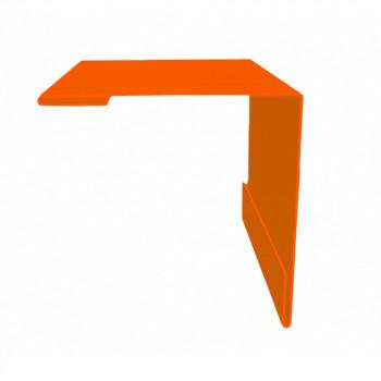 Планка наружного угла оранжевый (RAL 2004)