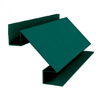 Угол внутренний сложный зеленый мох (RAL 6005)