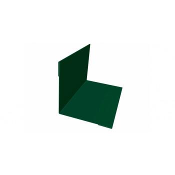 Планка внутреннего угла зеленый мох (RAL 6005)